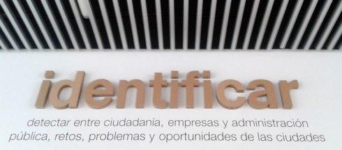 Identificar retos. Foto tomada de una de las paredes de nuestro laboratorio
